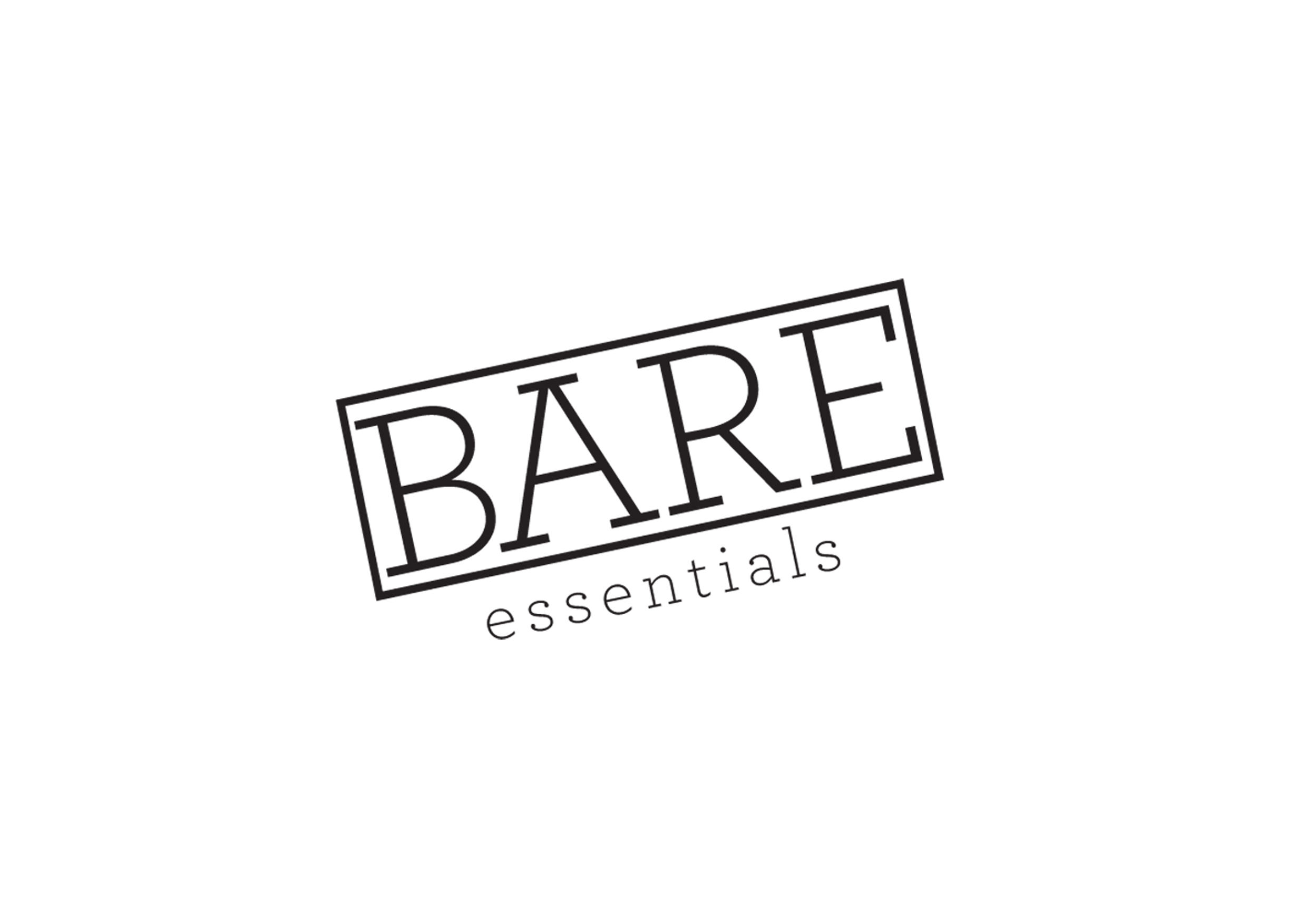 BARE ESSENTIALS LOGO